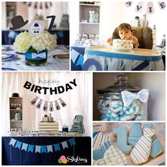 Mustaches / Little Man Birthday Party Ideas   Photo 20 of 38
