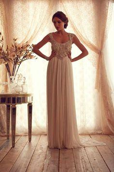 Anna Campbell Gossamer Wedding Gown Collection  