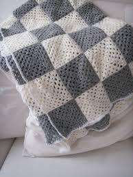 Bildresultat för stor mormorsruta filt