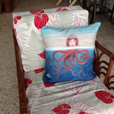 Buy fun, tropical inspired pillows online!
