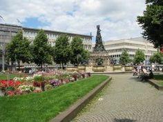City Centre, Mannheim   Mannheim, Germany