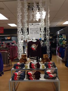 Beales Keighley Christmas jumpers