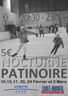 Nocturne Patinoire Février 2015