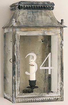 Ledbury Lantern