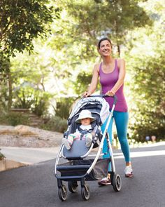 Our favorite strollers. 14 stroller options at every price point.  #baby #registry