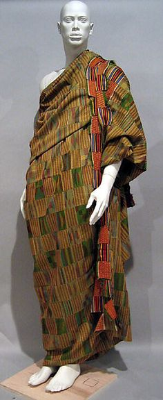 Kente cloth,  19th century African