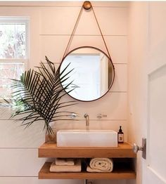 Amazing ideas for beautiful bathrooms. Here are bathroom sink design ideas t. - Amazing ideas for beautiful bathrooms. Here are bathroom sink design ideas to help spark some i - Bathroom Sink Design, Small Bathroom Sinks, Bathroom Ideas, Mirror Bathroom, Small Sink, Bathroom Renovations, Vanity Mirrors, Small Baths, Floating Bathroom Sink