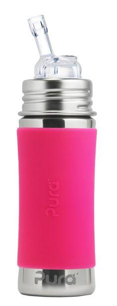 Coming soon - Plastic free Pura Kiki and Pura Sport bottle