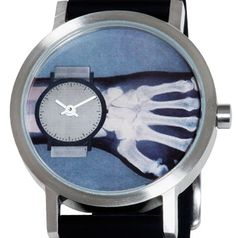 Time Is Short Watch - New Simulated 3D X-Ray Imaging Technology Transforms This Watch From a Hand to a Skeleton with a Flick of the Wrist Causing Everyone to do a Double-Take! Get This Museum Quality Watch for Just $129.95! Go to the Site to See it in Action!