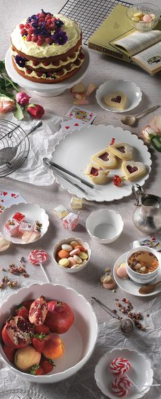 Wedding bells this year? We have an assortment for a kitchen and table top registry. Go to stores now and register.