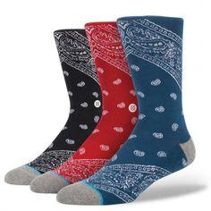 Stance Socks: Unity 3 pk.