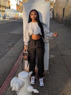   Source by cassmelanin Fall outfits black girl Girls Fall Outfits, Fall Fashion Outfits, Cute Casual Outfits, Teenage Outfits, Dope Outfits, Chill Outfits, Summer Outfits, Casual Dresses, Fashion Spring