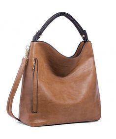 Women Handbags PU Leather Purse for Ladies Hobo Shoulder Bags Large  Capacity - Camel - CO186L5GXTQ b065486419