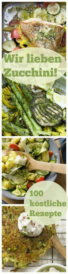 Gesund und lecker: Hier findet ihr unsere liebsten Rezepte mit dem Sommerkürbis   http://eatsmarter.de/rezepte/rezeptsammlungen/zucchini-fotos#/0