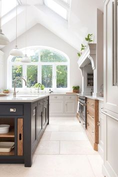 Kitchen Cabinet Ideas - CLICK THE PICTURE for Many Kitchen Ideas. #kitchencabinets #kitchendesign