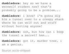 Got it, murder tree