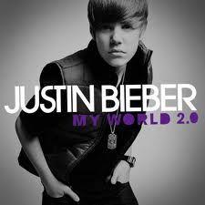 Justin Bieber Album My World 2.0