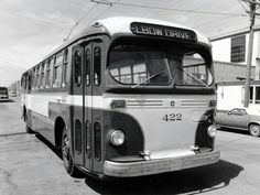 Calgary  Transit  CCF  Brill  trolley  coach Classic Motors, Busses, Calgary, Plane, Trains, North America, Board, Collection, Aircraft
