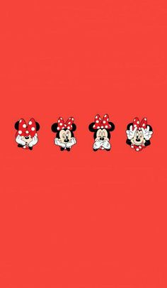 Image via We Heart It https://weheartit.com/entry/163752462 #minniemouse #wallpaper #fondo