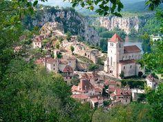 St Cirq Lapopie, France