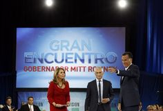 How Romney Packed The Univision Forum