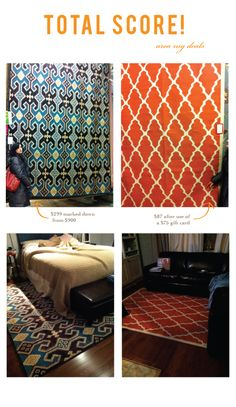 blog post - area rug bargains