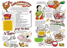 28 best cook korean images on pinterest korean food recipes robin ha is the comic book superhero of korean cuisine forumfinder Gallery