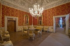 Venezia - Palazzo Reale - Sala del trono Lombardo-Veneto