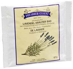 Dresdner Essenz Lavender salts