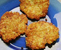 Rezept Kartoffelpuffer von Sylvia Rist - Rezept der Kategorie sonstige Hauptgerichte