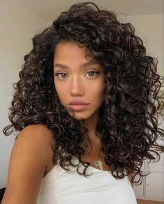 Curly Hair Styles, Curly Hair Tips, Natural Hair Styles, Remy Human Hair, Human Hair Wigs, Hot Haircuts, Love Hair, Wig Hairstyles, Hair Hacks