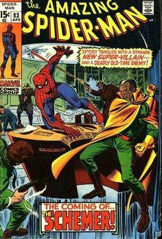 Amazing Spiderman #83 Abril 1970