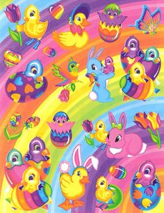 Lisa Frank- the elementary must have!