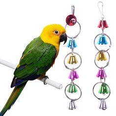 Bird Bell Hanging Toy