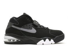 dc1622341780af Athletic 15709: Nike Air Force Max Og Black Cool Grey - Men S Size 11 -> BUY  IT NOW ONLY: $136.99 on eBay!