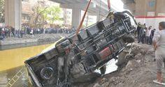 مصرع 12 وإصابة 15فى حادث المريوطية - بوابة صعيد مصر الإخبارية