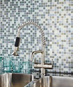 Botella™ Moonlit Harbour Mosaic Tile