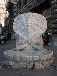 2079 fantastiche immagini su fontane italiane roma for Bernini arredamento