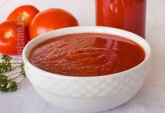 Suc de rosii - reteta video Bologna, Ketchup, Lasagna, Food To Make, Good Food, The Creator, Pudding, Desserts, Recipes
