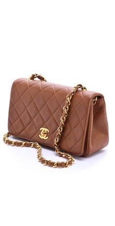 vintage chanel classic handbag