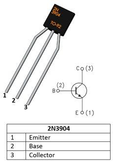 NPN Transistors - BC546 / BC547 / BC548 / BC549 / BC550 ...