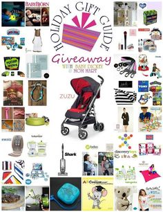 2014 Holiday Gift Guide giveaway - $2700+ in prizes! Ends Dec 12.