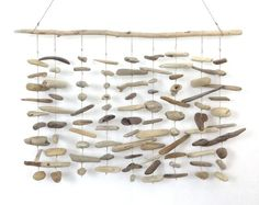 large Driftwood Mobile