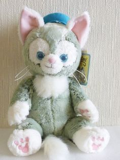 NEW Tokyo Disney Sea Gelatoni A Disney Friend of Duffy Gelatoni Plush Toys