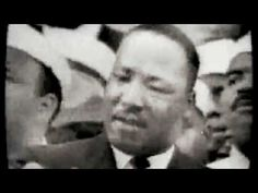 "1963 - Martin Luther King Jr. makes ""I Have a Dream"" speech. #hip"