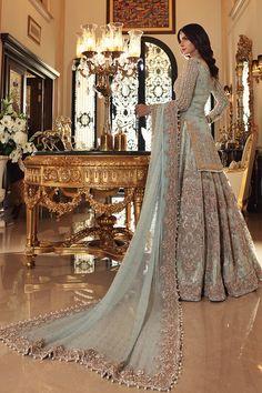 Pakistani Fashion Party Wear, Pakistani Wedding Outfits, Indian Bridal Outfits, Indian Bridal Fashion, Pakistani Wedding Dresses, Pakistani Bridal Lehenga, Lehenga Dupatta, Party Wear Lehenga, Asian Bridal Dresses