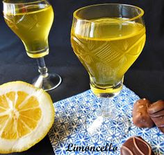 Rocsy in bucatarie: Limoncello Limoncello, Alcoholic Drinks, Beer, Tableware, Glass, Food, Canning, Alcohol, Alcoholic Beverages