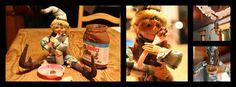 Wooloo | La chasse aux lutins de Noel. #Elf #Lutins Christmas Elf, Christmas Stuff, Elf On The Shelf, Elves, Images Google, Tours, Decoration, First Christmas, Christmas Parties