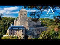 Archeologové zjistili, že hradu je o sto let víc Gothic Castle, Historical Monuments, Fortification, Gothic Architecture, Places Of Interest, Tower Bridge, Czech Republic, Barcelona Cathedral, Mansions