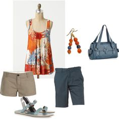 Summer in the South 1, created by charmiecm on Polyvore